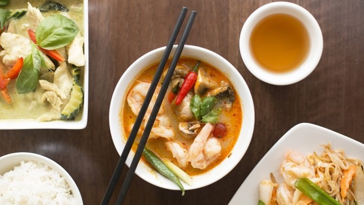 Sweet, Sour, Salty And spicy – Thai Food Is A Treat For Your Taste Buds