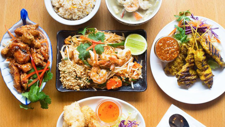 Lunch Hour - The Best Value Thai Food in Singapore