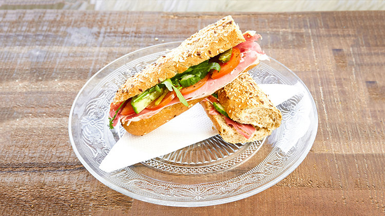 If You're Looking for a Healthy Lunch Try These Sandwiches