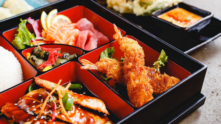 Dish Of The Day: Bento