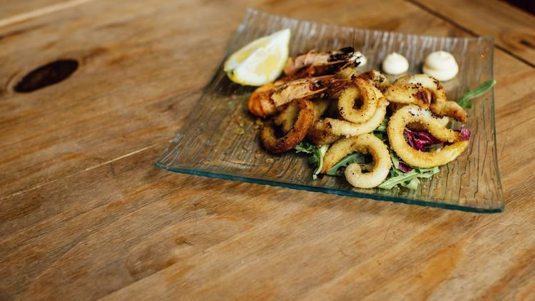 Dish Of The Day: Calamari