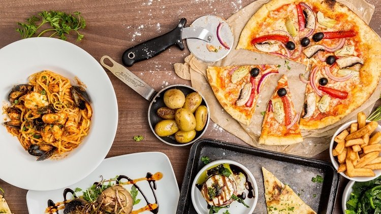 From Pizza to Fish in a Bag: Singapore's Finest Italian Restaurants