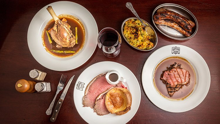 The Sunday roast you'll love the most from restaurants in Singapore