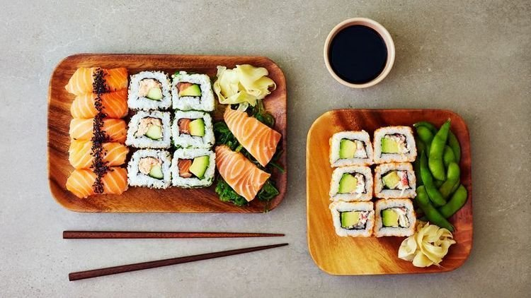 On A Roll: Great Sushi Spots in Singapore