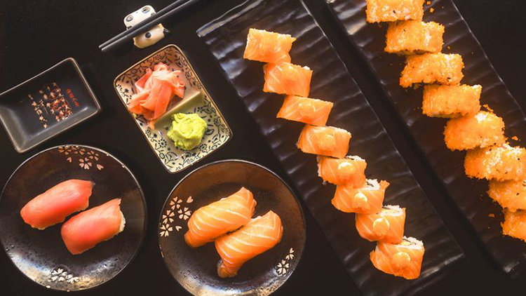 The 5 Tastiest, Healthiest, Fishiest Sushi Rolls In Singapore
