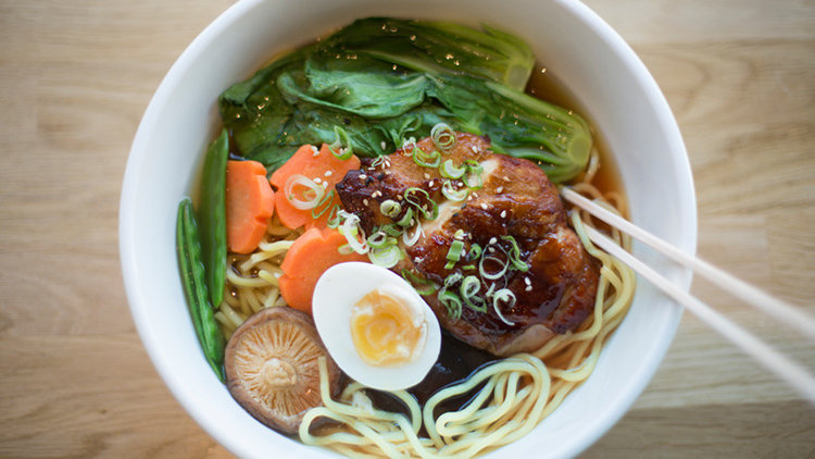 5 Amazing Ramen Dishes for Noodle Lovers in Singapore