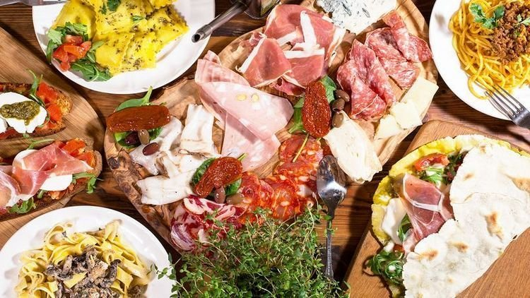 Dish Of The Day: Antipasti