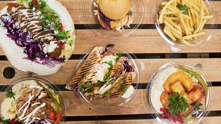 Arab Street Food Is All the Rage and Here Are 4 Tasty Reasons Why