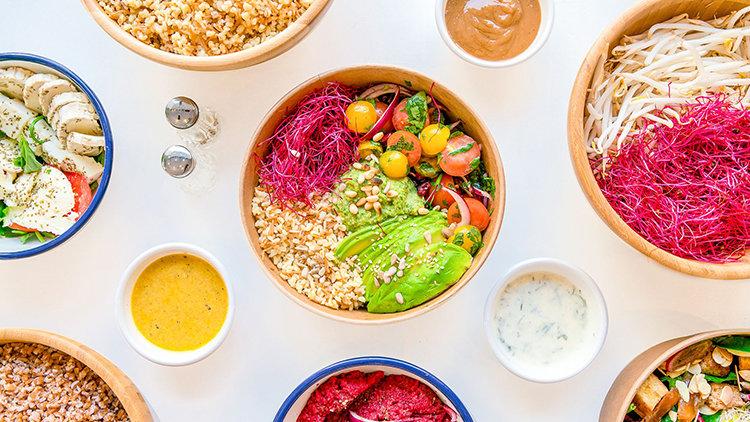 4 Healthy Fast Food Trends for You to Try in Your Takeaway