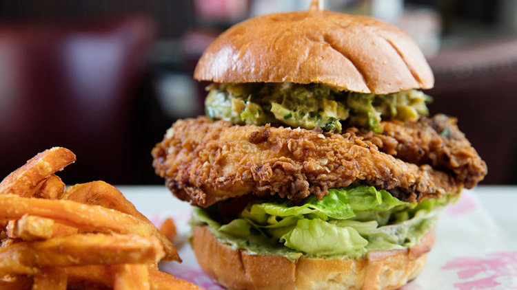 Cross the Road for the Best Chicken Burgers in Singapore
