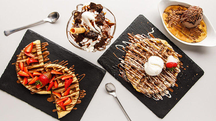 4 of the Best Toppings for Waffles Singapore Has to Offer