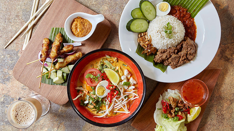 Malaysian Food to Keep You Happy & Healthy When You're in a Rush