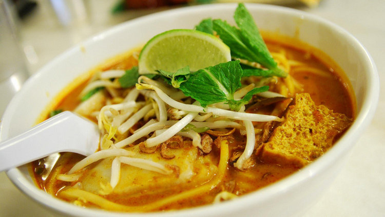 Story Behind The Dish: Laska