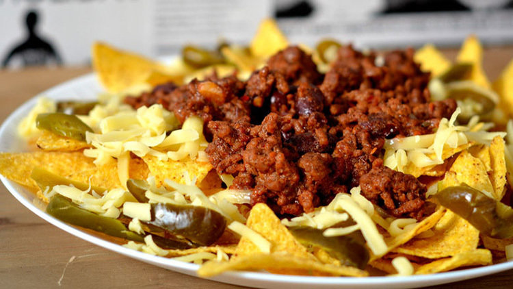 Spicy Nachos And Mexican Dishes In Singapore