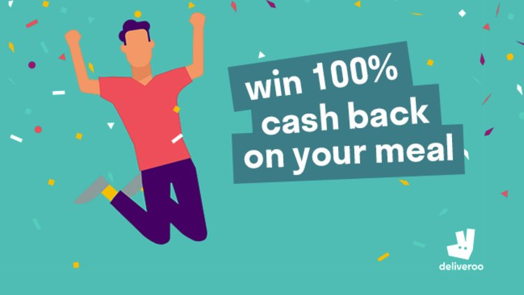 Win 100% cash back when you order from Deliveroo Exclusive restaurants!